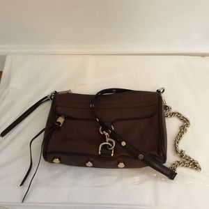 Rebecca Minkoff Brown Leather Crossbody